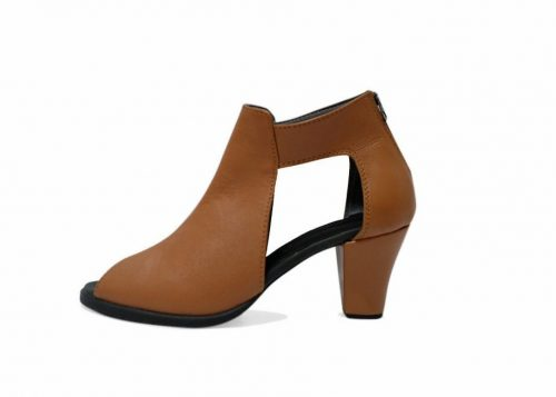 Lara Heels – Brown