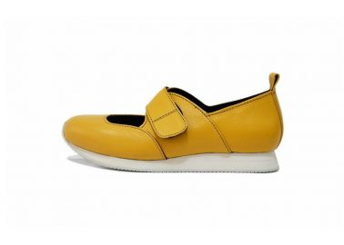 Lalitha Sneakers – Yellow
